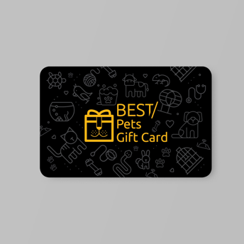 Physical Pets Gift Card