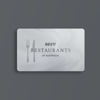 Physical Restaurants Gift Card
