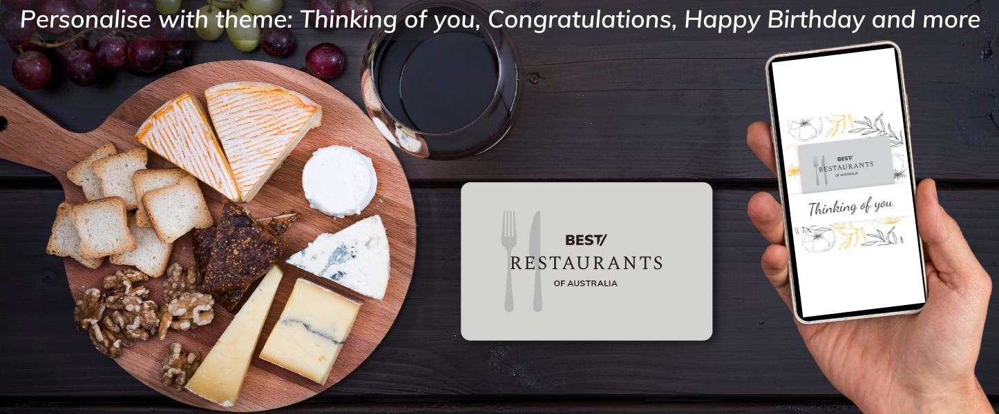 Best Restaurants Gift Card