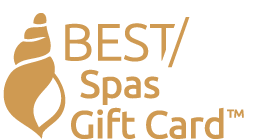 Best Spas Gift Card logo